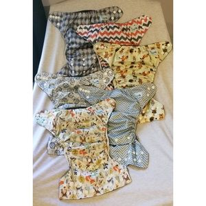 👼Angelicware Cloth Diaper Lot👼